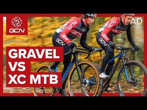 Gravel Bike Vs XC Mountain Bike: Which Does It All Best