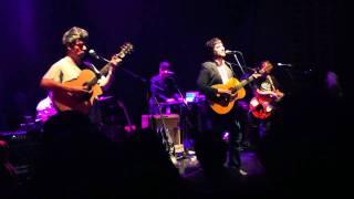 Los Tres - Pancho (En Vivo Sala SCD Bellavista)