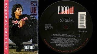 DJ Quik - Jus Lyke Compton (Explicit & Instrumental)[Lyrics]