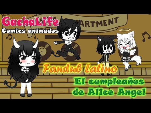 Gacha Life - El cumpleaños de Alice Angel - Fandub Latino