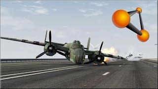 BeamNG Drive Plane Crashes #2