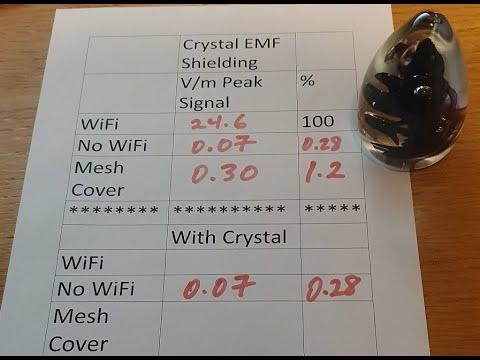 NCA Test Crystals