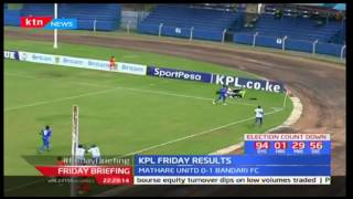 Kariobangi Sharks trounce Sony Sugar 2:0 in a pulsating KPL match