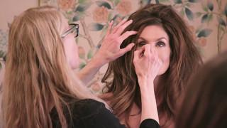 Супермодель Синди Кроуфорд / Cindy Crawford's Top Beauty Secrets Behind the Cover