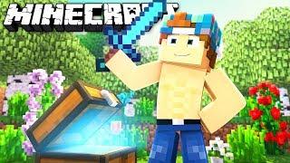 OMG I GOT A DIAMOND SWORD!?   Minecraft Battle Royale