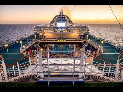Caribbean Princess Cruise Ship Video Tour Review – Cruise Fever