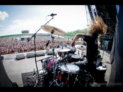 Extrema - LIFE - Live at Rock in idro 2014