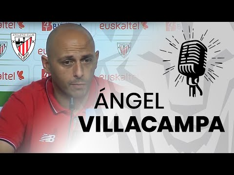 🎙️ Ángel Villacampa I post Athletic Club 2 – 1 Real Sociedad | J20 Primera Iberdrola