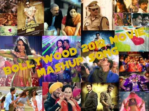 Bollywood 2012 Movies Mashup song by DJ Kiran Kama