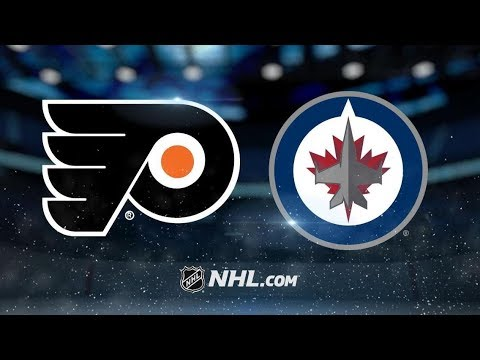 Philadelphia Flyers vs Winnipeg Jets | Dec.9, 2018 | Game Highlights | NHL 2018/19 | Обзор Матча