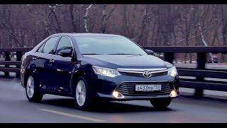 Toyota Camry facelift 2015 // АвтоВести 195