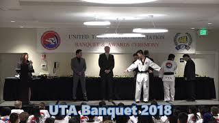 Black Belt Banquet 2018