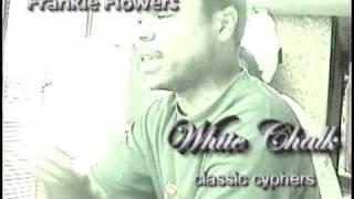 white chalk - Frankie Flowers-NORTH PHILLY