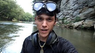 River Treasure! - Iphone 6, Camera, Rings, Knives and More! | Nugget Noggin