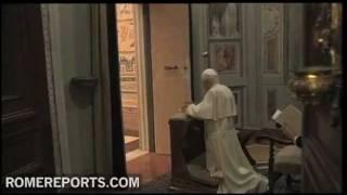 El Papa realiza su retiro espiritual