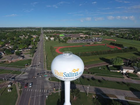 Salina Kansas Drone Flight May 9, 2016