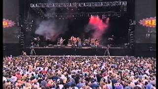 The Divine Comedy, Thrillseeker, live at the Reading Festival 1998