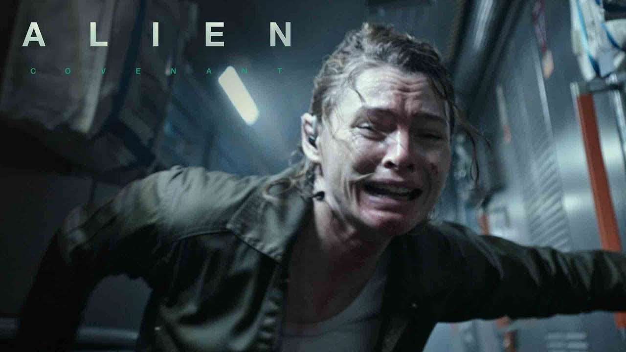 Alien: Covenant - On Blu-ray