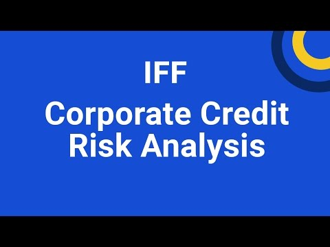 Corporate Credit Risk Analysis Training Course - YouTube