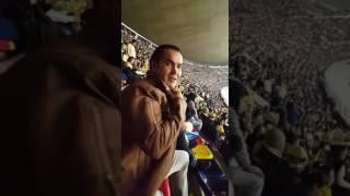 Al zorro le gritan puto en el clásico América vs Chivas