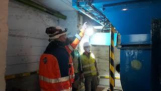 M3 metrófelújítás - Középső szakasz (2021.01.12-15.)