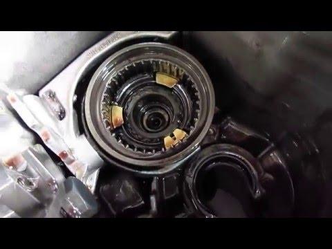 Mercedes-Benz Мерс 124 ремонт кпп