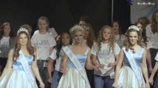 International Junior Miss (IJM) 2017 OpeningNumber