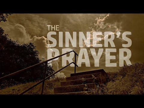 The Sinner Prayer