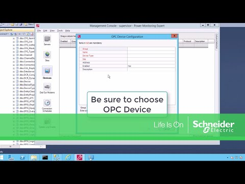 Video: How to create custom OPC DA Device Types in SPM and PME