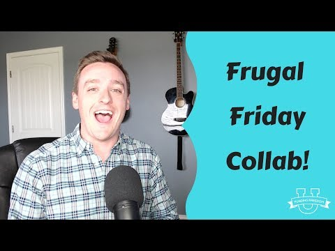 Frugal Friday Collab!