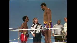 Sammy Davis Jr. vs. Wilt Chamberlain | Rowan  Martin's Laugh-In | George Schlatter