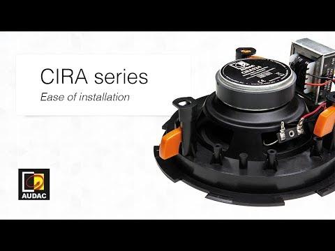 GLI08/OW Montering av CIRA-serien