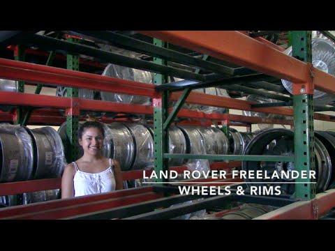 Factory Original Land Rover Freelander Wheels & Land Rover Freelander Rims – OriginalWheels.com