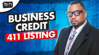 411 Listing to Build Business Credit -  BKH Credit Group