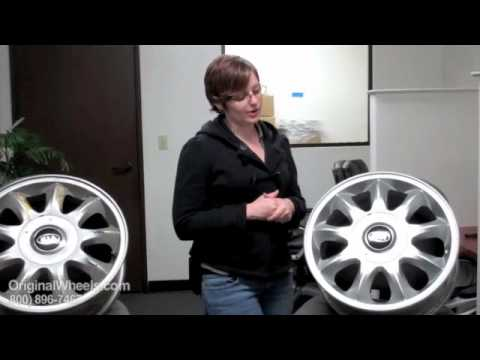 Sorento Rims & Sorento Wheels - Video of Kia Factory, Original, OEM, stock new & used rim Co.