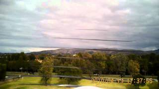 Cessna Corvalis RC Orange County Aerobatic Flight