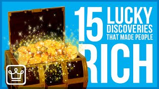15 Lucky Discoveries That Made People Rich