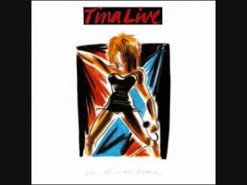 "★ Tina Turner ★ Back Where You Started ★ [1988] ★ ""Live In Europe"" ★"