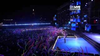 "Anjulie - New Year's Bash 2012 (""Stand Behind the Music"" + ""Brand New Chick"" Live)"