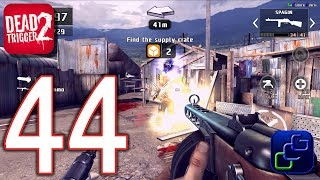 Dead trigger 2 hack cheats dead trigger 2 free gold money roam dead trigger 2 android walkthrough part 44 defend supplypower run malvernweather Choice Image
