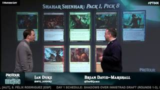 Pro Tour Shadows over Innistrad Draft Viewer: Shahar Shenhar