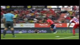 Liga 09/10 J.5 Osasuna-Sporting