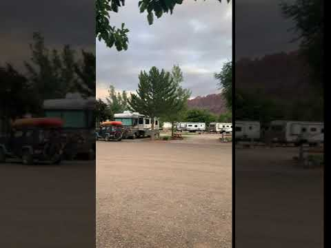 Video Of O.K. RV Park & Canyonlands Stables, UT