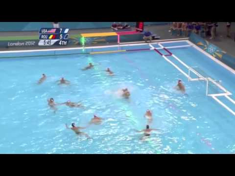 Best Goals of the 2012 Olympic Mens Water polo.