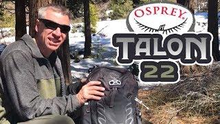 OSPREY Talon 22 Day Pack REVIEW