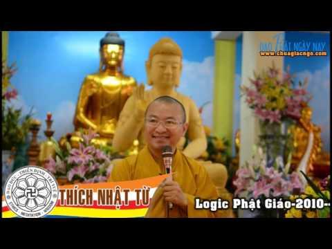 Logic học Phật giáo (2010) - Bài 1: Mục đích của nhân minh