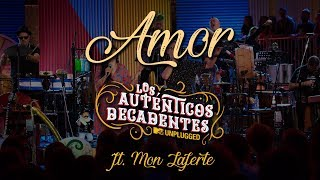 Los Auténticos Decadentes   Amor (Ft. Mon Laferte) [MTV Unplugged]