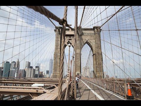Нью-Йорк: Бруклинский мост / NYC: Brookl