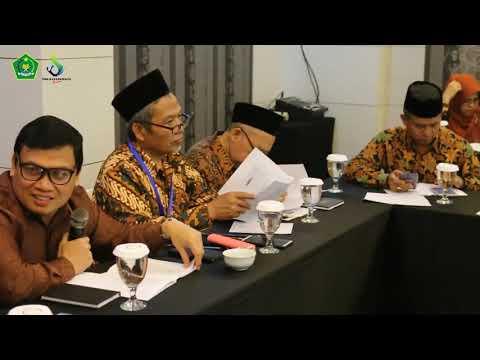 Rapat Koordinasi Balai Diklat Keagamaan Banjarmasin Tahun 2019