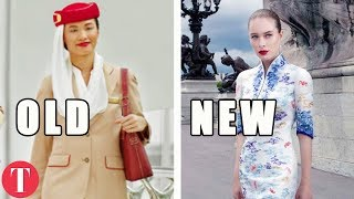 10 Flight Attendants Who Dress BETTER Than You